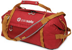 Pacsafe Duffelsafe AT45 Anti-Theft Carry-On Adventure Duffel Chilli 22100