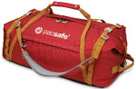 Pacsafe Duffelsafe AT80 Anti-Theft Carry-On Adventure Duffel Chilli 22110