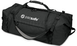 Pacsafe Duffelsafe AT100 Anti-Theft Carry-On Adventure Duffel Black 22115