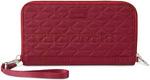 Pacsafe RFIDsafe W250 RFID Blocking Travel Organiser Cranberry 10725