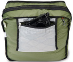 Pacsafe Pouchsafe PX25 Anti-Theft Packable Tote Bag Olive 10905 - 1