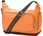 "Pacsafe Citysafe LS200 RFID Blocking Anti Theft 11"" Laptop or Tablet Handbag Apricot 20320"