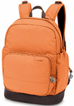 "Pacsafe Citysafe LS300 RFID Blocking Anti Theft 11"" Laptop or Tablet Backpack Apricot 20330"
