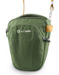 Pacsafe Camsafe V3 RFID Blocking Anti Theft Camera Toploader Bag Olive 15120