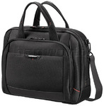 "Samsonite Pro DLX 4 16"" Laptop & Tablet Briefcase Black 58980"