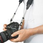 Pacsafe Carrysafe 75 GII Anti-Theft Camera Neck Strap Black 15259