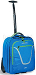 "Tatonka 15.6"" Laptop Overnight Trolley Backpack Blue T2004"