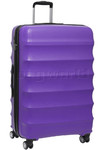 Antler Juno Large 79cm Hardside Suitcase Purple 34922
