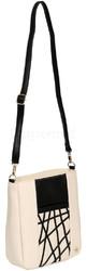 RMK Louisa Body Bag RFID Blocking Handbag White H1166