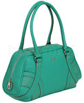 RMK Bilboa Bowler RFID Blocking Handbag Teal H1176