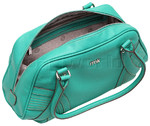 RMK Bilboa Bowler RFID Blocking Handbag Teal H1176 - 2
