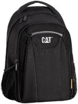 "CAT Bizz Tools 14.1"" Laptop Backpack Black 83220"
