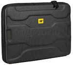 """CAT Cage Cover 15"""" Laptop sleeve Black 83019"""