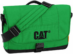 "CAT Millennial Caine 15.6"" Laptop Messenger Bag Irish Green 83111"