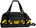 CAT Wheel Loaders Bucket Loader Large 77cm Wheel Duffle Black 83228