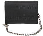 Travelon Travel Accessories SafeID Accent Wallet with Chain Black 82868 - 1