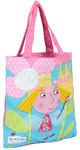 Ben & Holly Library Bag Pink BH01