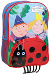 Ben & Holly Gaston Backpack Red BH11