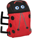 Ben & Holly Gaston Backpack Red BH18