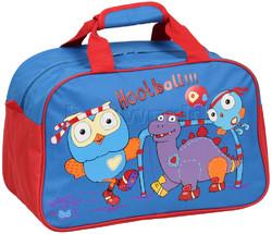 Giggle and Hoot Hootball Teambag Blue GH05