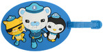 Octonauts Bag Tag Blue OCT18