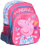 Peppa Pig 3D Backpack Pink PP82