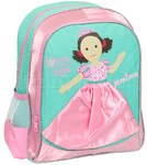 Play School Jemima Princess Backpack Pink PS15