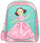 Play School Jemima Princess Backpack Pink PS15 - 2