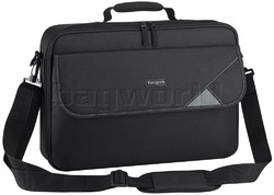 "Targus Intellect 15.6"" Clamshell Laptop Case Black BC002"