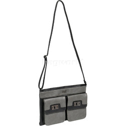 RMK Amaretta Body Bag RFID Blocking Handbag Black H1240