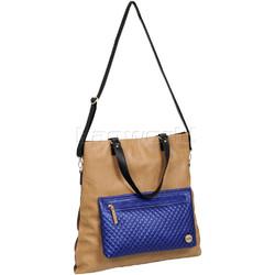 RMK Luna XL Satchel RFID Blocking Handbag Tan H1247