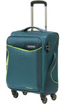 American Tourister Applite 2.0 Small/Cabin 55cm Softside Suitcase Teal Green 68052