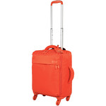 Lipault Original Plume FL Small/Cabin 55cm Softside Suitcase Bright Orange 64773