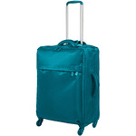 Lipault Original Plume FL Medium 65cm Softside Suitcase Duck Blue 64774
