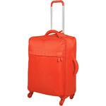 Lipault Original Plume FL Medium 65cm Softside Suitcase Bright Orange 64774