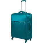 Lipault Original Plume FL Large 72cm Softside Suitcase Duck Blue 64775