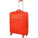 Lipault Original Plume FL Large 72cm Softside Suitcase Bright Orange 64775