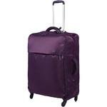Lipault Original Plume FL Large 72cm Softside Suitcase Purple 64775
