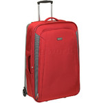 Antler Duolite GT Large 73cm Softside Suitcase Red 39901