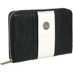 Eve Erin Supersize Zip Around RFID Blocking Wallet White Trim EW010 - 2