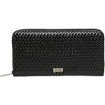 Eve Lucy XL Zip Around RFID Blocking Wallet Black EW018