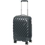 American Tourister Zavis Small/Cabin 55cm Hardside Suitcase Graphite 70570