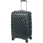 American Tourister Zavis Medium 67cm Hardside Suitcase Graphite 70572