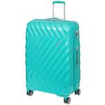 American Tourister Zavis Large 77cm Hardside Suitcase Pastel Turquoise 70573