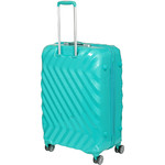 American Tourister Zavis Large 77cm Hardside Suitcase Pastel Turquoise 70573 - 1