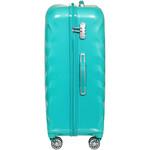 American Tourister Zavis Large 77cm Hardside Suitcase Pastel Turquoise 70573 - 2