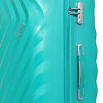 American Tourister Zavis Large 77cm Hardside Suitcase Pastel Turquoise 70573 - 4