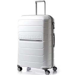 Samsonite Octolite Large 75cm Hardside Suitcase White 74645