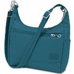 Pacsafe Citysafe CS100 RFID Blocking Anti Theft Tablet Handbag Teal 20210