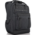 Solo Bradford 15.6 Laptop & Tablet Backpack Black Denim XE735